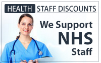 Health Service Discounts - NHS Professionals Carshalton
